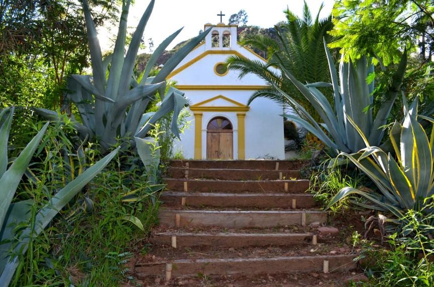 Kapelle der Hazienda