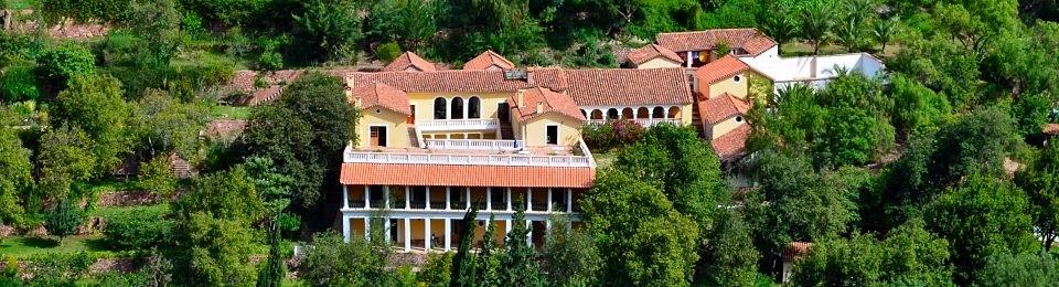 Rückzugsort Hacienda Huata