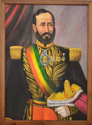 President Belzú (1848 – 1855)